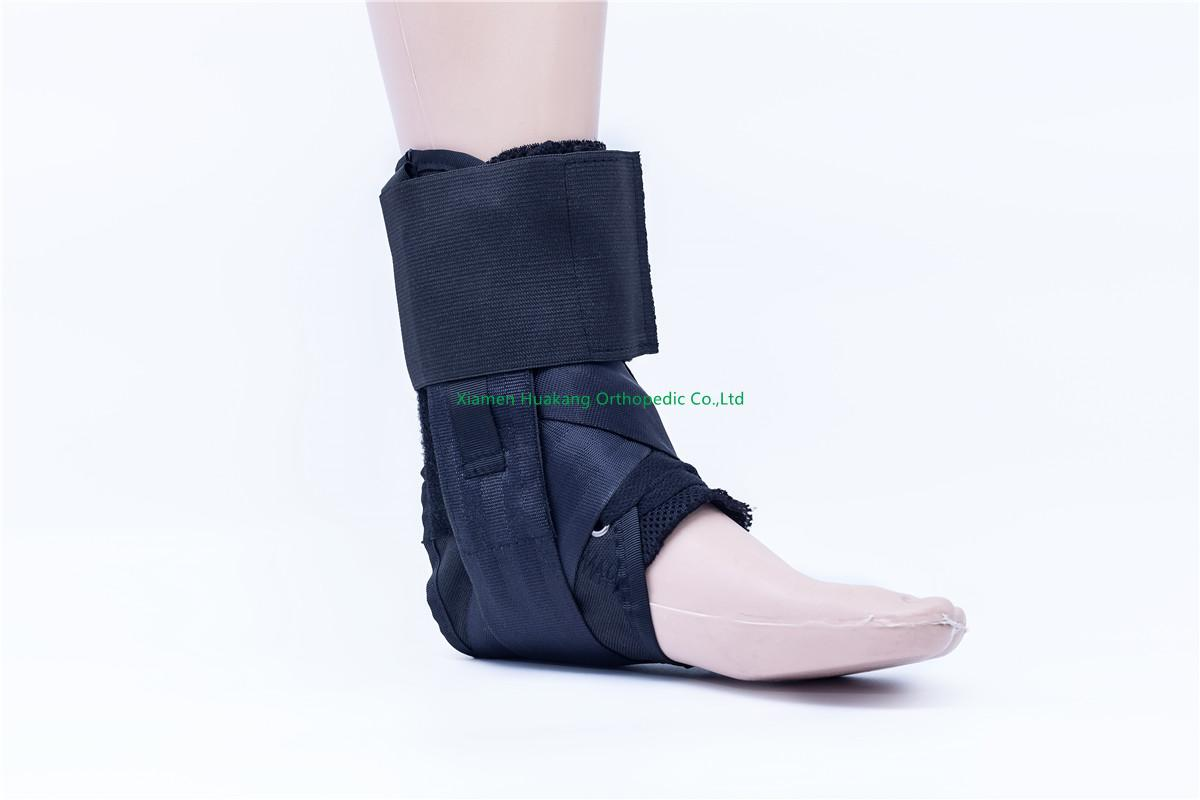 laced up ankle braces stores or shps