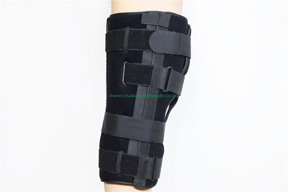 Tri-panel knee immobilizer braces professonal manufacturer