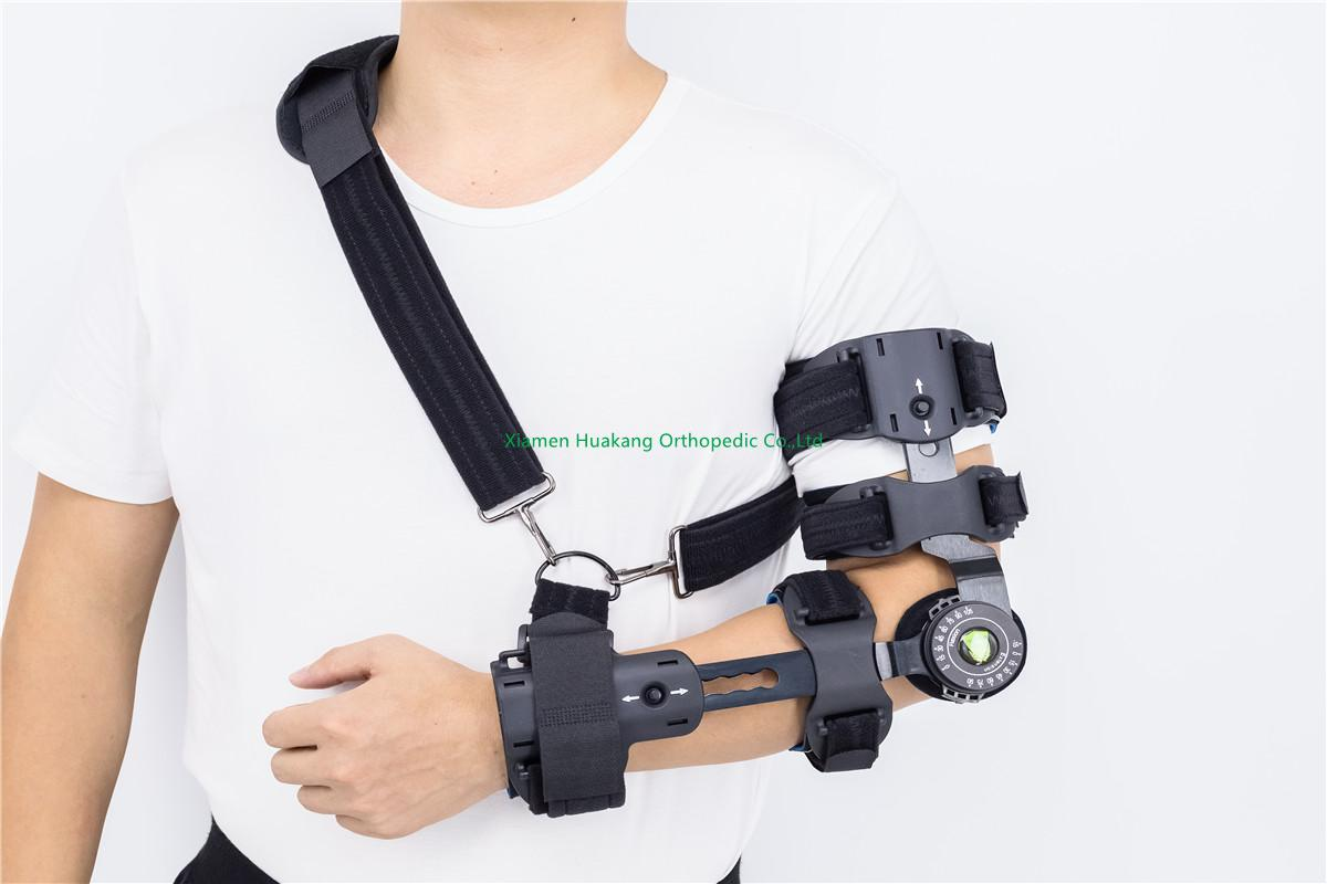 R.O.M Elbow Brace for limited motion (Left / Right)