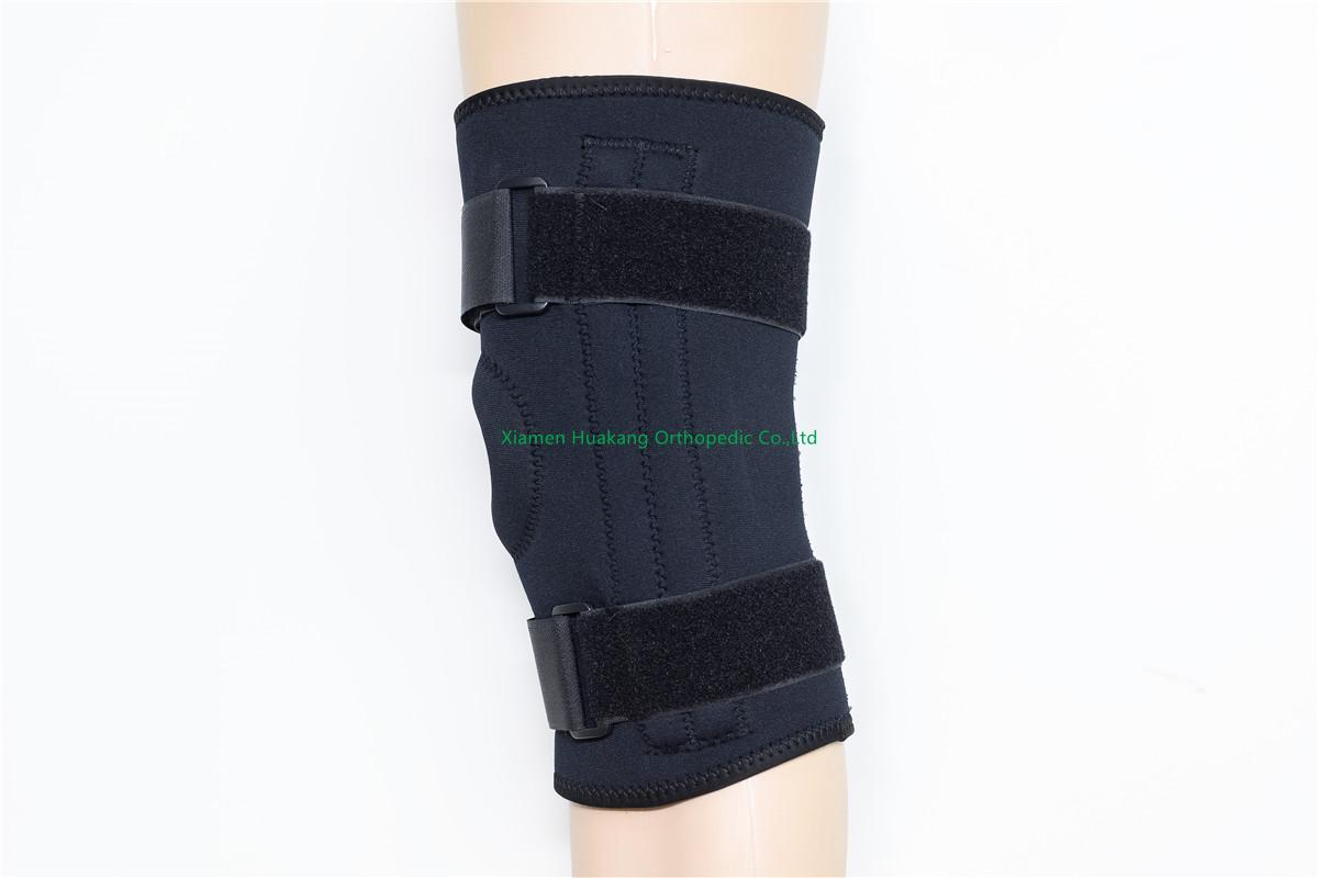 TOP QUALITY ALUMINUM HINGED KNEE BRACES