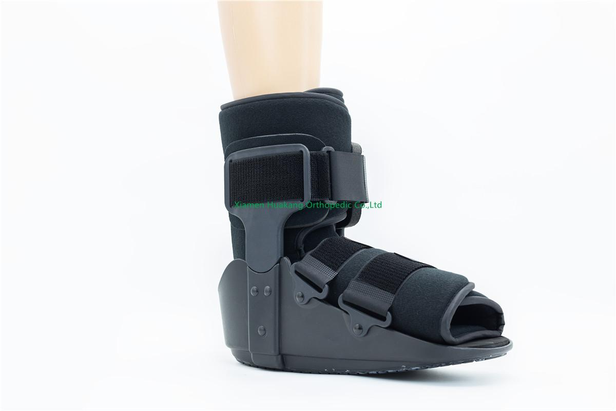 "11"" Poly foam walker boot braces"
