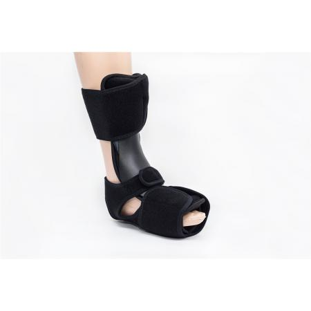Orthopedic dorsal night splint ankle foot braces